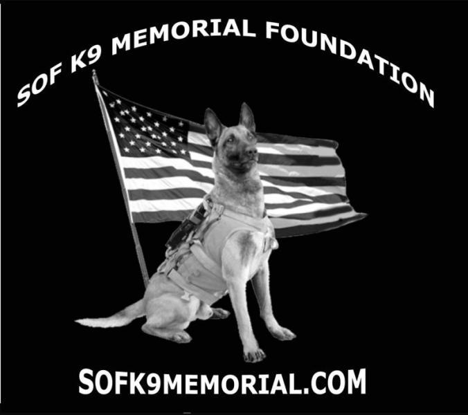 SOF K9 Memorial