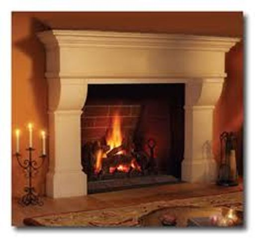 It's Time To Light the Fireplace